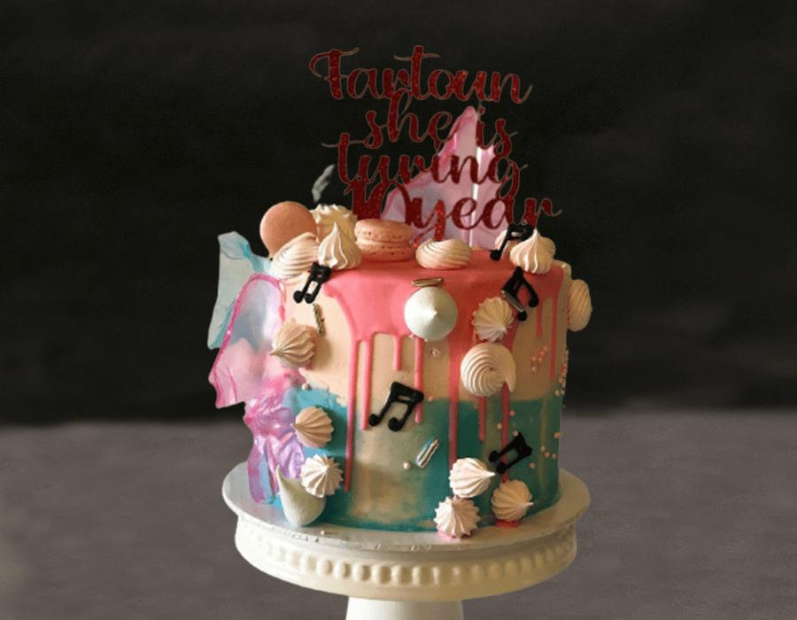 Custom Cake Design 27