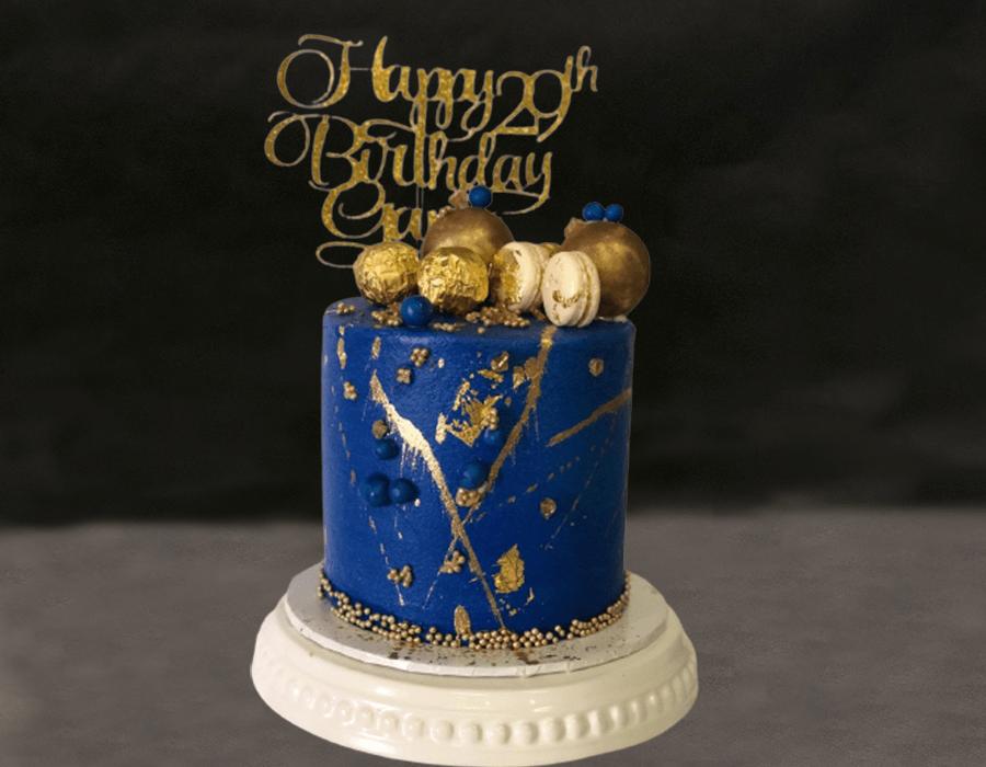 Custom Cake Design 28