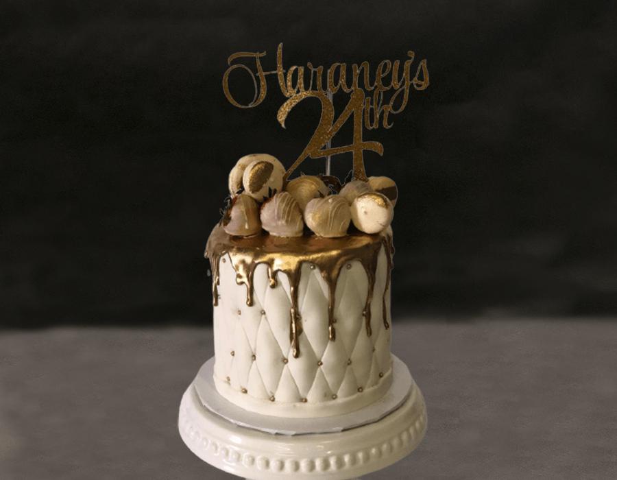 Custom Cake Design 37