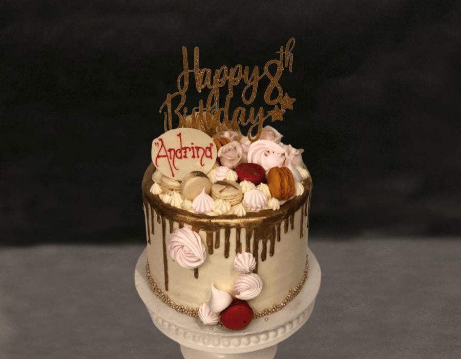 Custom Cake Design 35