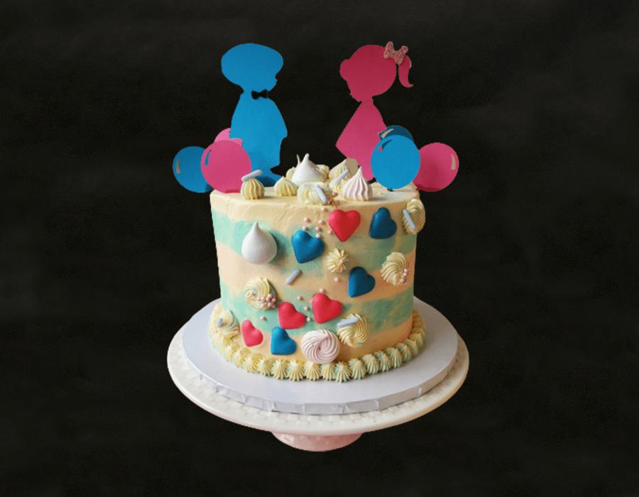 Custom Cake Design - 40